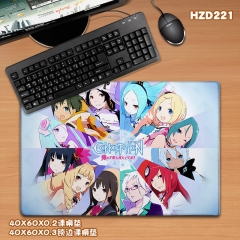 Conception Anime Cartoon Mouse Pad Fancy Print Mouse Pad