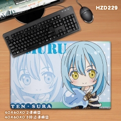 That Time I Got Reincarnated as a Slime Anime Cartoon Mouse Pad Fancy Print Mouse Pad