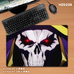 Overlord Anime Cartoon Mouse Pad Fancy Print Mouse Pad