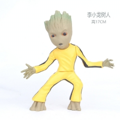 Guardians of the Galaxy Groot Movie Cute Cosplay Cartoon Model Collection Toys Anime Figure