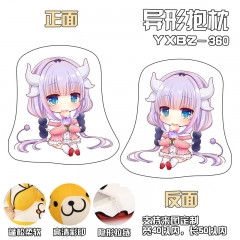 Miss Kobayashi's Dragon Maid New Arrival Kawaii Anime Cartoon Pillow Soft Stuffed Pillows