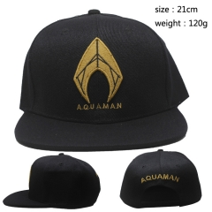 Justice League Aquaman Cosplay Cartoon For Adult Hat Wholesale Anime Fashion Baseball Cap