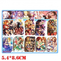 Japan Cartoon Love Live Anime Paper Card Stickers Set