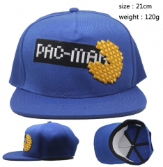 Pacman Cosplay Cartoon For Adult Hat Wholesale Anime Fashion Baseball Cap
