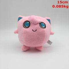 Pokemon Jigglypuff Cosplay Cartoon Lovely For Gift Doll Anime Plush Toy