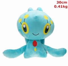 Pokemon Manaphy Cosplay Cartoon For Kids Fancy Stuffed Doll Anime Plush Toy