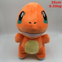 Pokemon Charmander Cosplay Cartoon Lovely For Gift Doll Anime Plush Toy