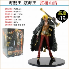 One Piece Sanji Cartoon Collection Model Toys Statue PVC Anime Figure