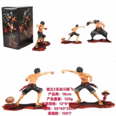 One Piece Luffy Cartoon Collection Cospaly Model Toy Statue Anime PVC Figure