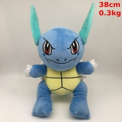 Pokemon Squirtle Cosplay Cartoon For Gift Doll Anime Plush Toy