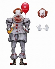 NECA Stephen King's It Pennywise Model Toy Statue Collection Anime PVC Action Figure