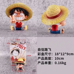 GK One Piece Luffy Cartoon Collection Model Toy Wholesale Anime PVC Figure