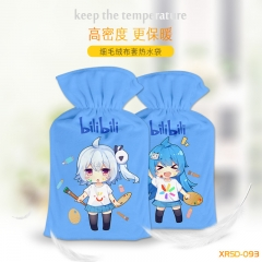 Bilibili Cosplay For Warm Hands Anime Hot-water Bag