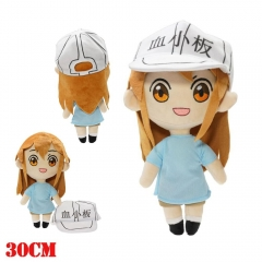 Cells at Work Cute Cosplay Cartoon For Kids Fancy Stuffed Doll Anime Plush Toy