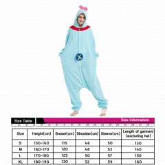 Platypus Cute Animal Cosplay Cartoon For Adult Pajamas Anime Pyjamas