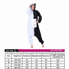 Dangan Ronpa Cute Cosplay Cartoon For Adult Pajamas Anime Pyjamas