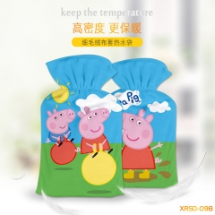 Peppa Pig Cosplay For Warm Hands Anime Hot-water Bag