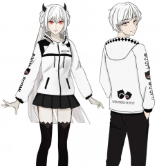 Kantai Collection Cosplay Cartoon Unisex Casual Anime Jacket