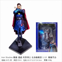 Marvel Iron Studios Doctor Strange Movie Cosplay Cool Collection Model Toy Anime PVC Figure