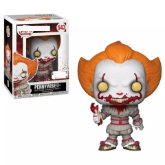 Funko Pop Stephen King's It Pennywise Movie Anime Action Figure Toy 543#