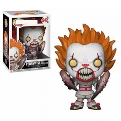 Funko Pop Stephen King's It Pennywise Movie Anime Action Figure Toy 542#