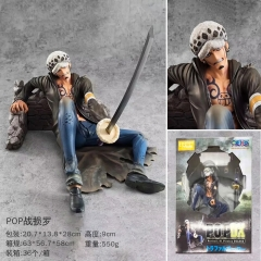 One Piece Trafalgar Law Japanese Toy Anime Figure 9cm