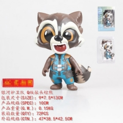 Q Version Guardians of the Galaxy Toy Anime Figure 10cm
