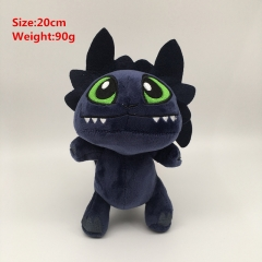 How to Train Your Dragon Cosplay Cartoon For Gift Doll Anime Plush Toy