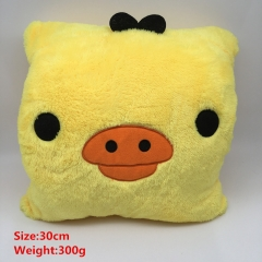 Rilakkuma Cosplay Cartoon Multifunctional For Hands Warm Cute Anime Plush Pillow