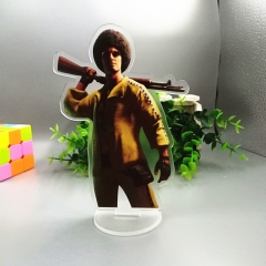 Game Playerunknown's Battlegrounds Acrylic Figure Cute Plate Standing