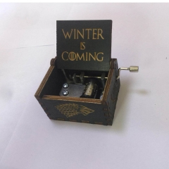 Game of Thrones Retro Creative Anime Music Box For Kids Birthday New Year Gifts