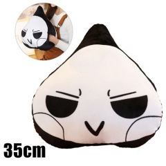 Overwatch Game Cosplay Reaper Hands Warmer Puppy Anime Pillow