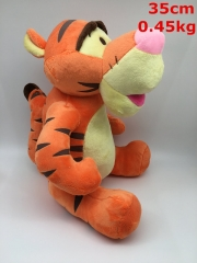 Winnie the Pooh Tigger Cosplay Cartoon For Gift Doll Anime Plush Toy