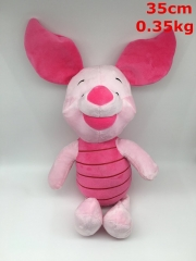 Winnie the Pooh Piglet Cosplay Cartoon For Gift Doll Anime Plush Toy