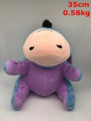 Winnie the Pooh Eeyore Cosplay Cartoon For Gift Doll Anime Plush Toy