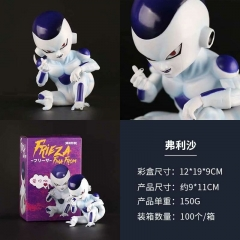 GK Dragon Ball Z Frieza Cosplay Cartoon Character Model Toy Anime Figure