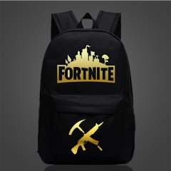Fortnite Game Canvas Students Backpack Bags Travel Bag For Teenager