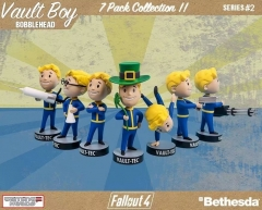 Fallout 4 2 Generation Cosplay Cartoon Character Model Toy Anime Figure (7pcs/set)