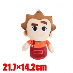 Wreck-It Ralph Cosplay Cute Cosplay Cartoon For Kids Fancy Stuffed Doll Anime Plush Toy