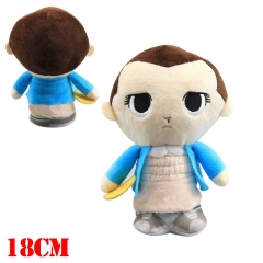 Stranger Things Eleven Movie Kawaii Stuffed Toy Anime Plush Doll