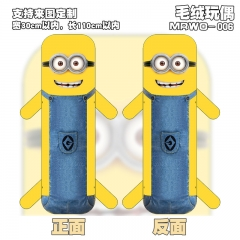 Despicable Me Cosplay Cartoon Large Size Collection Doll Cute Soft Anime Plush Toy