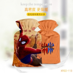 Spider Man Movie Cosplay For Warm Hands Anime Hot-water Bag