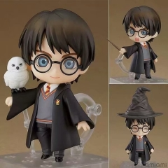 Q Version Harry Potter 999# Boxes Cosplay Collection Anime PVC Figures(10cm)
