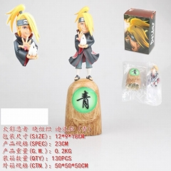 Naruto Cosplay Cartoon Character Model Toys Statue Anime PVC Figure