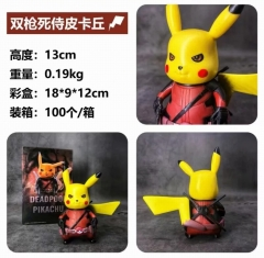 Pokemon Pikachu PVC Anime Action Figure Wholesale (13CM)