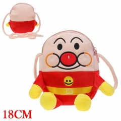 Anpanman Anime Plush Backpack Bag