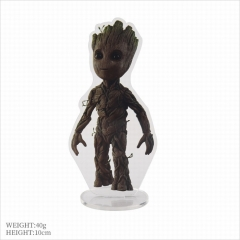 Marvel Comics Guardians of the Galaxy Movie Groot Acrylic Standing Decoration