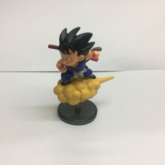 Dragon Ball Z Flying Goku Collection Model Toy Statue Anime PVC Action Figure