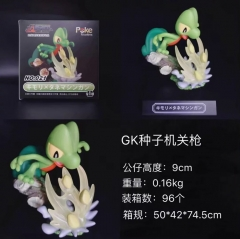 GK Pokemon Bullet Cute Cartoon Character Anime Figure Collection Model Toy
