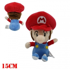 Super Mario Bros. Game Cosplay Cartoon For Gift Doll Anime Plush Toy